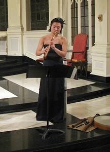 Ji-Sun Kim of Musica Fantasia.