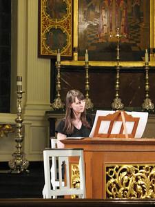 Musica Fantasia member Katelyn Clark.