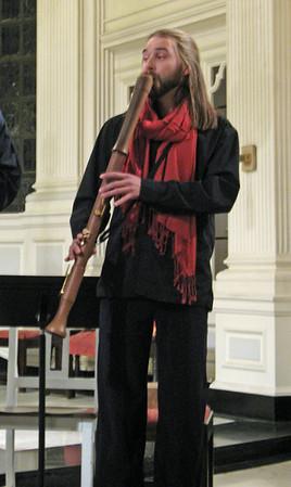 Ensemble Alkemia's Jean-Francois Daignault.