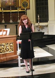 Musica Fantasia member Julie Ryning