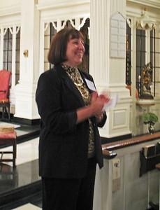 EMA Executive Director Maria Coldwell
