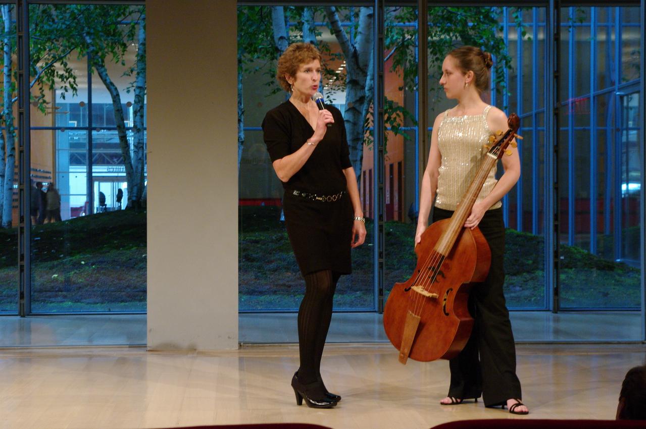 Callisto Ascending: Suzanne Bona of Sunday Baroque with Jessica Powell