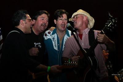 Automatic Slim, Tom Ryan, Mick Hargreaves The Hangdogs