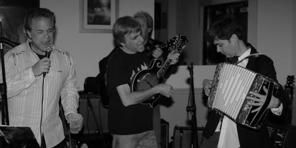 Danil Dreger, Steve Prisco, Mike Bifulco