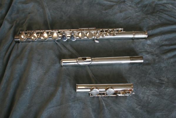 March 23rd, 2010, Dean Yang alto flute