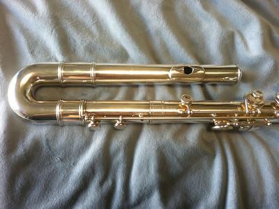 Emerson Bass Flute