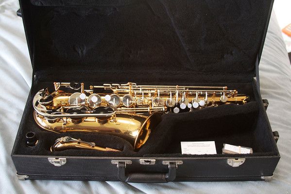 Leblanc Vito Alto Saxophone