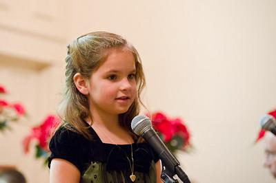 2010 Children's Christmas Program