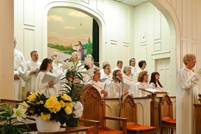 2011 Easter Cantata