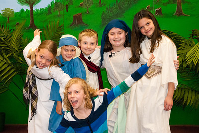 2012 Children's Easter Play