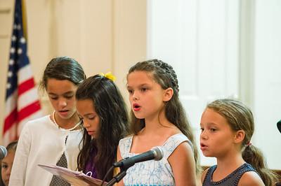 Mary Burnley's Summer Children's Program