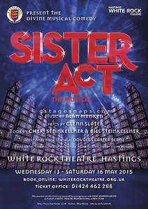!!!Sister Act Poster