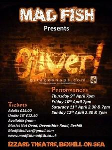 !Oliver Poster