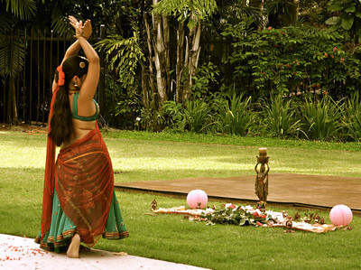 Padma Fertility Festival, Miami Beach Botanical Gardens, Miami Beach, June 2012.