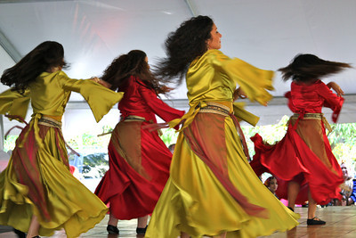 Asian Culture Festival, Fruit & Spice Park, Homestead, Fla., March 2012.