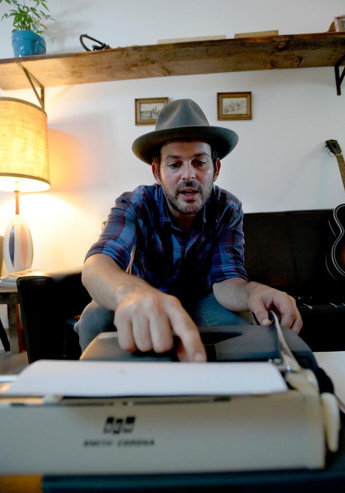 Musician Gregory Alan Isakov