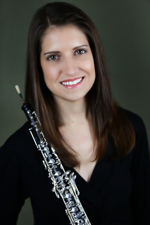 Jocelyn Moore- Oboe