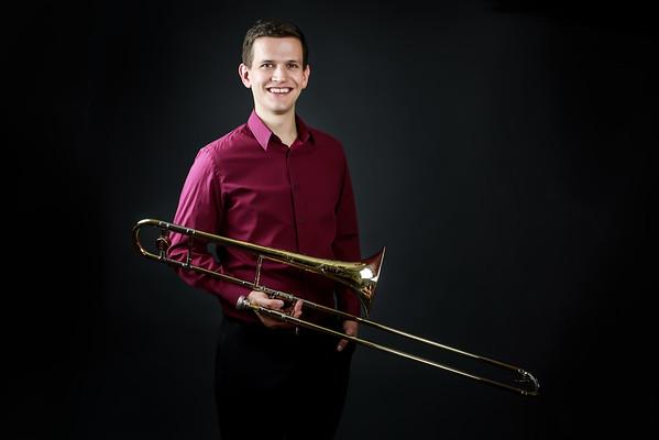 Justin Moore - Trombone