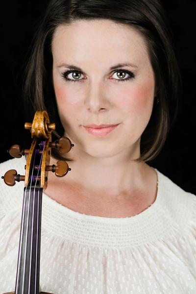 Rebecca Harris - Violin