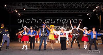 Austin Samba - Texas A Horse Opera