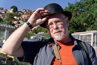 (Panetta) Bruce Cockburn, Venezuela