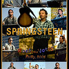 Poster - Bruce Springsteen, Philly - Rock the Vote, 2008 (Panetta)