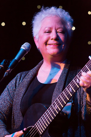 Janis Ian performing at McLoone's Asbury Grille (Asbury Park, NJ) part of the Masters of Music Series.