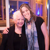 Linda Panetta and Janis Ian at McLoone's Asbury Grille (Asbury Park, NJ) part of the Masters of Music Series.