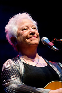 Janis Ian performing at the World Cafe Live, Wilmington, DE April 25,2013