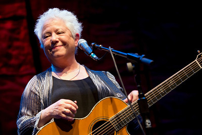 Janis Ian performing at the World Cafe (Queen), Wilmington, DE