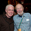 Bruce Cockburn and Pete Seeger at the Leonard Peltier benefit concert. Beacon Theatre, Manhattan NY. Dec. 14 2012.