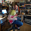 "Record producer Sean Genockey at Black Dog Recording Studios, London, England.   -  Watch Sean Genockey's video interviews here:  <a href=""http://www.recordproduction.com/sean-genockey-producer.html"">http://www.recordproduction.com/sean-genockey-producer.html</a>"