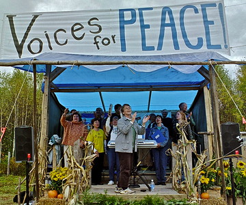 06.10.01 Voices for Peace in Lincoln, Maine