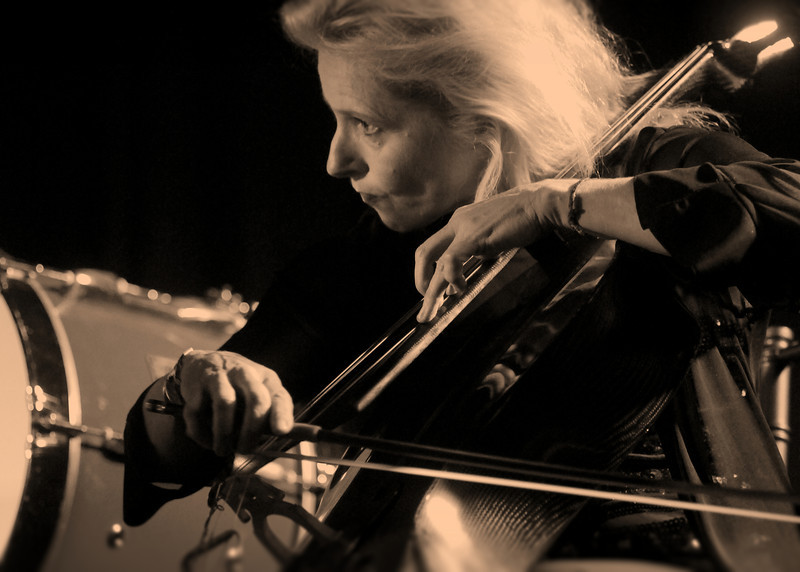 ETHEL performs at the Capri Theater in Montgomery, Ala., Saturday night, Feb. 11, 2012. (Clefworks) By David Bundy