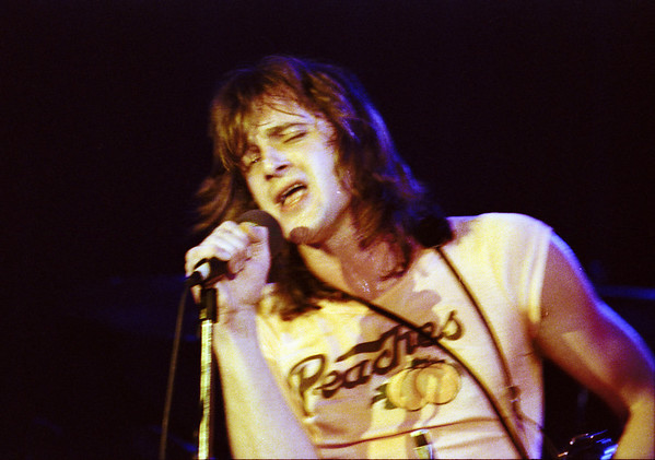 Eddie Money 1977
