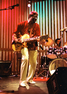 "James ""Blood"" Ulmer, 1985"