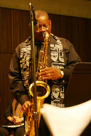 Jazz Vespers with Dwight Andrews