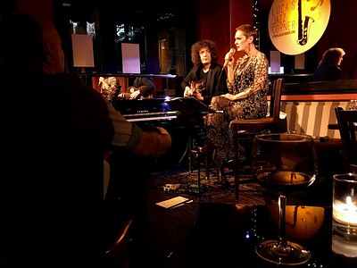 Mafalda & Paul @ Luca's Jazz Corner