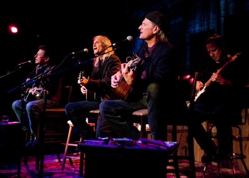 The Flatlanders Perform at SPACE in Evanston
