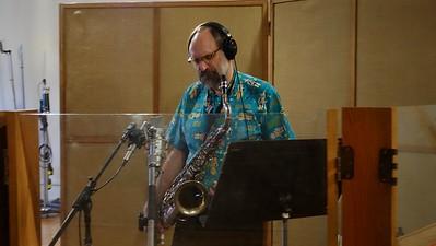 Scott Robinson Recording Day 1