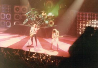 "Mark Anthony, Eddie Van Halen, Asheville, NC 1983 (the ""Little Guitar"" solo)"