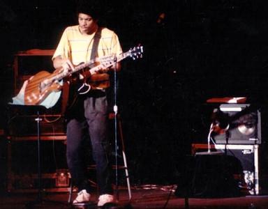 Stanly Jordan, Greensboro, NC 1980s
