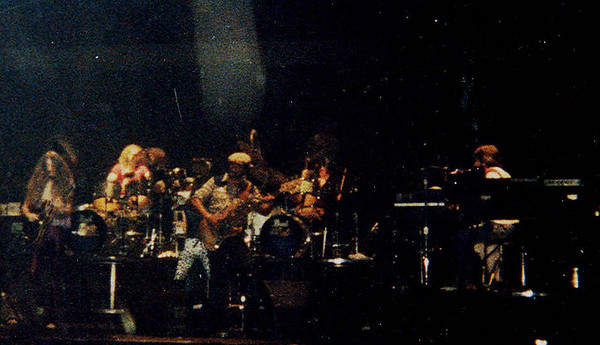 The Doobie Brothers, Greensboro, NC 1978