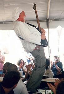Hot Sauce and Scorching Slide Guitar--Florida Bluesman Bill Wharton
