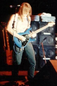 Steve Morse with the Dixie Dreggs, Piedmont Park, Atlanta, GA 1990s