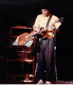 Stanly Jordan Greensboro, NC 1980s