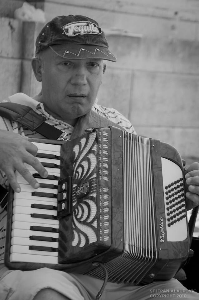 Accordion Street Player