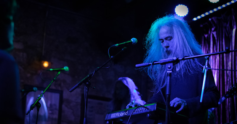 Acid Mothers Temple and The Lost Paraiso U.F.O (Photography by Randy Stewart - NoPhotosAllowed.com