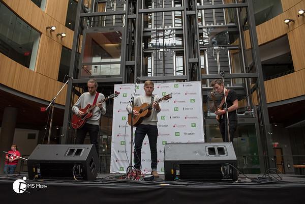 The Musicounts TD Lounge at Rifflandia
