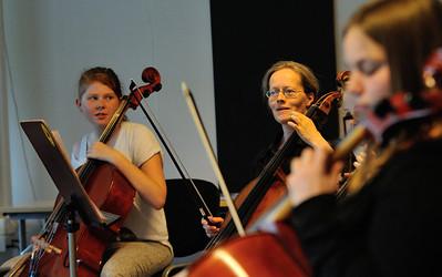 Cello afslutning sommer 2013